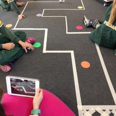 Sphero's in the Classroom – Teaching in the Primary Years