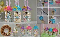 Easter Bunny Gift Bottles