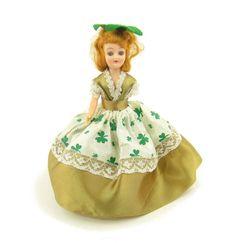 Ireland Doll Vintage Irish Dolls of the World from ARCO Gas Station, Sleepy Eyes Childhood Toys, Childhood Memories, Retro Toys, 1960s Toys, Crocodile Rock, Vintage Dolls, Antique Dolls, Sleepy Eyes