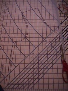 HOW TO RE-SIZE A PATTERN....sizing up/down commercial sewing patterns, plus sizing down adult patterns to child size.