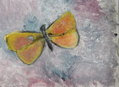 Doodlebug Dabblings: Jack Shadbolt inspired butterflies