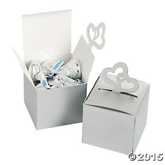 Two Hearts Pop-Up Boxes