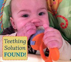 Disney Baby Teething Feeders from Sassy: Teething Solution Found!   Disney Baby