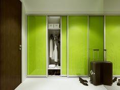 Space-saving hallway wardrobe solutions http://www.slidingworld.co.uk/company/blog/space-saving-hallway-wardrobe-solutions #slidingworld #komandor