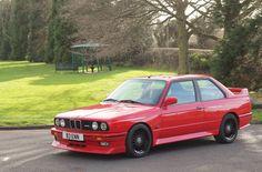 1989 BMW E30 M3 Johnny Cecotto - Silverstone Auctions
