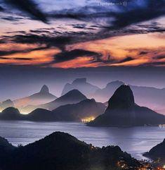 O Rio continua lindo ...!