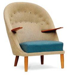 Kurt Osterwig, armchair, model 53, 1960s