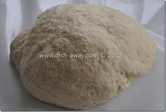 How to get great Dough. a comprehensive tutorial about dough ingredients and the role of each ingredient. a must read for all those who want to learn the ins and out of baking! Yeast Dough Recipe, My Favorite Food, Favorite Recipes, How To Make Dough, Dough Ingredients, Cook Up A Storm, Savoury Baking, Middle Eastern Recipes, Mediterranean Recipes