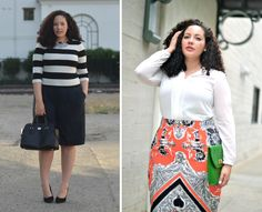 How to dress fashionably when overweight 40