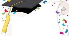 bordes de graduacion para imprimir , llegó el momento esperado y quieres hacer algo especial en imagenesydibujosparaimprimir.com te hemos p...