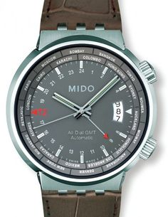 All Dial GMT / Mido