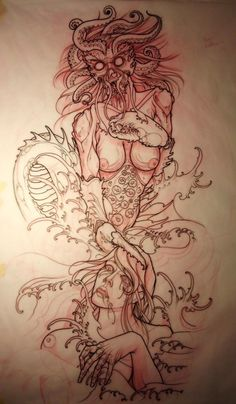 Now that's some awesome linework. - PQPAREEEU!