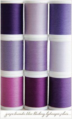 Hues of Purple...  (rePinned 082513TLK)