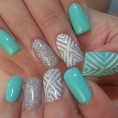 Nails...gel nail art!
