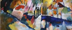 9 Things You Didn't Know About The Artist Wassily Kandinsky