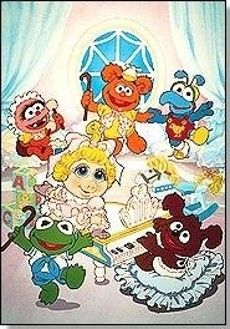 Muppet Babies ..   Todd's song about the environment  Gregory and Tickle Bug