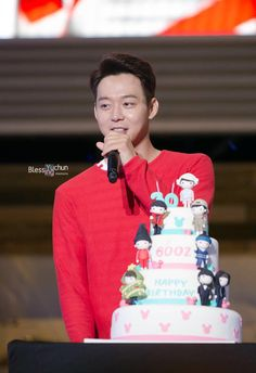 Happy Birthday BB ~ May All Your Wishes Come Through ❤️ JYJ Hearts