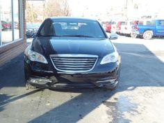 2014 Chrysler 200 Limited Limited 4dr Sedan Sedan 4 Doors Black for sale in Waynesboro, PA Source: http://www.usedcarsgroup.com/new-chrysler-200-for-sale