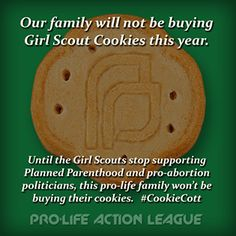 20 Best Girl Scouts Promote Evil Images Pro Life Girl Guides