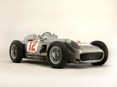 Fangio's 1954 Mercedes F1 Car Auctioned For $30Mil - Drivespark