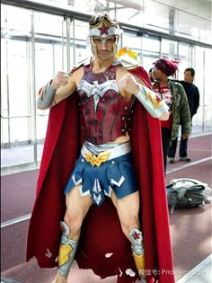 Wonder Man inspiration
