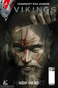 Grab your sword and prepare for battle, because the Vikings are coming...to comic books. EW is excited to announce that this spring Titan Comics will unveil a new comic based on History's epic and acclaimed television series.