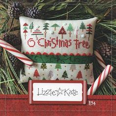 Lizzie Kate - O Christmas Tree Kit – Stoney Creek Online Store