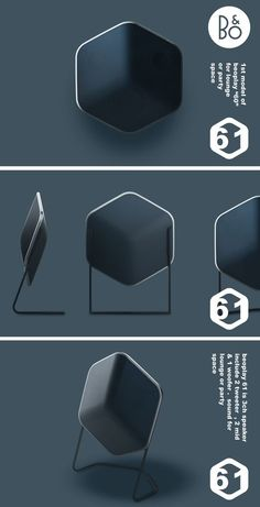 beoplay 60 - concept on Behance Id Design, Shape Design, Layout Design, Audio Design, Speaker Design, Lounge Party, Industrial Design Sketch, Shape And Form, Design Reference