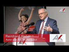 Reinhard Haller: Das Wunder der Wertschätzung - YouTube Youtube, Videos, Baseball Cards, Movies, Movie Posters, Author, Perception, Communication, Language