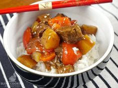 Slow Cooker Sweet and Sour Beef Recipe on Yummly. Large Slow Cooker, Slow Cooker Beef, Slow Cooker Recipes, Crockpot Recipes, Sour Beef Recipe, Sweet And Sour Beef, Sour Foods, Beef Recipes For Dinner, Beef Dishes