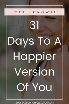 Start the happiness challenge today! Every day, do one small thing that boosts happiness and positivity. A month from now, you will feel like a new person! How to be happy, happiness, how to be happier Goal Quotes, Motivational Quotes, How To Become Happy, Self Care Bullet Journal, Happiness Challenge, Happiness Is A Choice, Destress, Self Improvement Tips, Self Care Routine