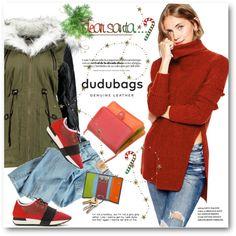 Bag Flores - Dudubags Outfit Idea 2017