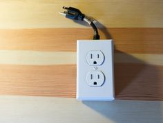 Build a Sparkcore Wifi controlled outlet