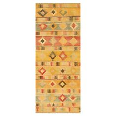 I pinned this Canakkale 4' x 9' Runner from the Kilims From $50 event at Joss and Main!