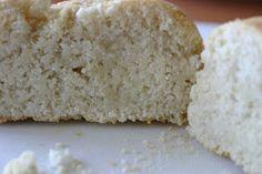 Samoa Food: Fa'apapa - Baked coconut bread