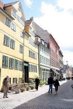 Copenhagen: Part One   Peek Inside