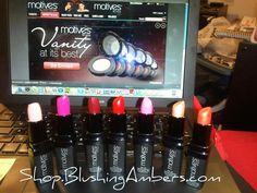 All 7 Motives for La La Lipsticks