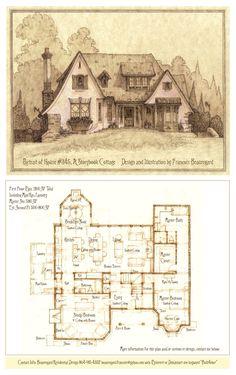 Image from http://fc07.deviantart.net/fs71/i/2014/223/1/0/portrait_plan_of_house_345c__a_storybook_cottage_by_built4ever-d5dvzaz.jpg.