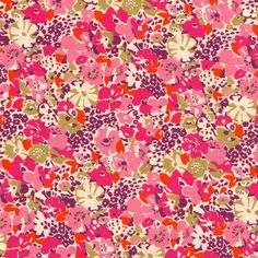 Lucy Locket - Liberty Fabric