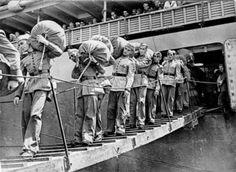 20 fotos raras da participação do Brasil na Segunda Guerra Mundial - História Ilustrada