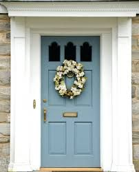 Image Result For White House Black Shutters Blue Door Front Door Paint Colors Best Front Door Colors Painted Front Doors