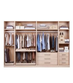 Our Schreiber Fitted Bedrooms Come With A Wide Selection Of Internal Accessories Making Your