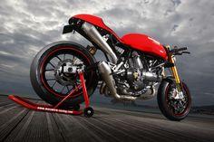 Walzwerk Ascari 1000CR - via il Ducatista