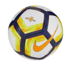 9ced149e9 Nike Gold Cup 2017 Ordem 4 Official Match Ball White/University Gold/Blue  Cobalt