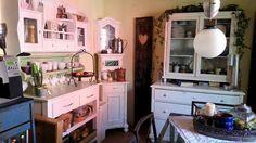 Shabby schick Küche