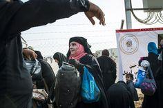Fleeing Iraqi Women Tell of Harsh Treatment in Mosul - WSJ