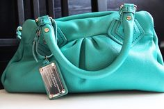 if only it wasnt leather! Tiffany bag