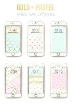 6 free iphone wallpa