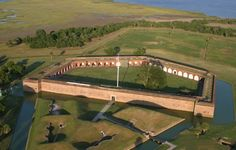 """Fort Pulaski stands by the beautiful Savannah River in Georgia and is presided over by the National Park Service. However, it has a dark history that belies its current peaceful nature. It used to be a Civil War prison where over 500 confederate officers froze and starved in their cells over the hellish winter of 1864–1865. As such, Fort Pulaski is reported to have a hostile and """"heavy"""" air. There's also a stairwell with a particularly cruel history: When the fort saw battle, the wounded…"""