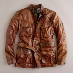 10 New Leather Jackets to Look Great This Fall